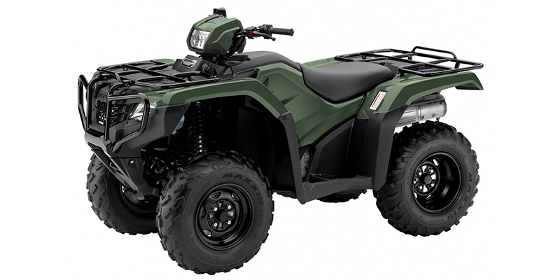2020 Honda FourTrax Foreman 4x4 at Sloans Motorcycle ATV, Murfreesboro, TN, 37129