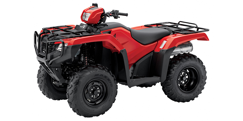 2020 Honda FourTrax Foreman 4x4 at Sloans Motorcycle ATV, Murfreesboro, TN, 37129
