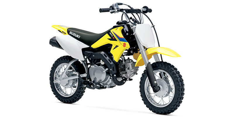 2019 Suzuki DR-Z 50 at Hebeler Sales & Service, Lockport, NY 14094