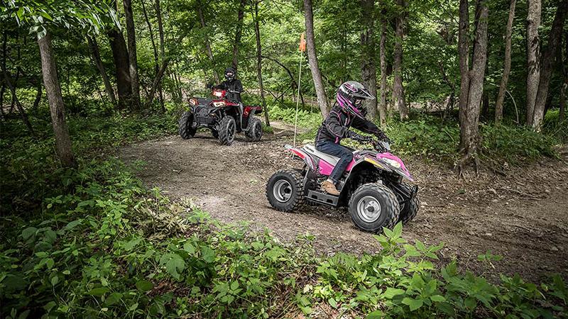 2019 Polaris Outlaw 50 at Sloans Motorcycle ATV, Murfreesboro, TN, 37129