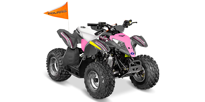 2019 Polaris Outlaw 110 EFI at Reno Cycles and Gear, Reno, NV 89502