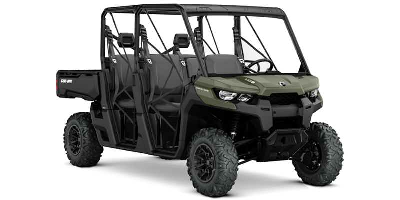 2019 Can-Am Defender MAX DPS HD8 at Jacksonville Powersports, Jacksonville, FL 32225