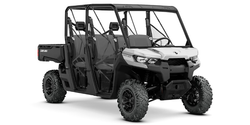 2019 Can-Am Defender MAX DPS HD10 at Power World Sports, Granby, CO 80446