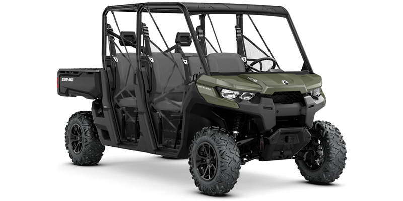 Defender MAX HD8 at Jacksonville Powersports, Jacksonville, FL 32225