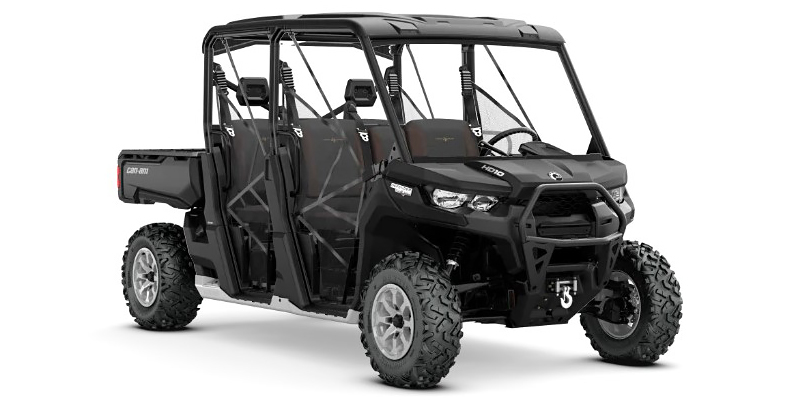 2019 Can-Am Defender MAX Lone Star at Riderz