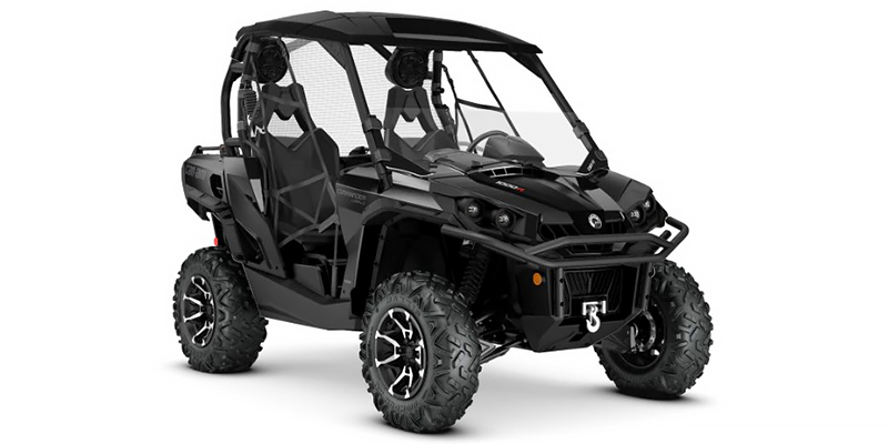 Commander Limited 1000R at Jacksonville Powersports, Jacksonville, FL 32225