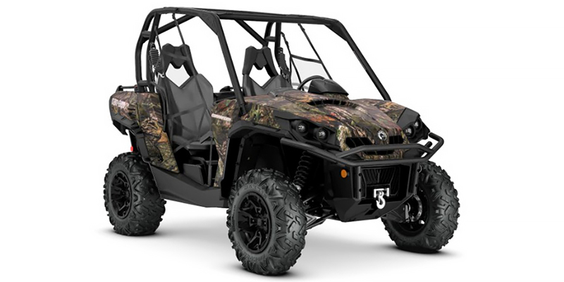 2019 Can-Am Commander 800R XT $284/month at Power World Sports, Granby, CO 80446