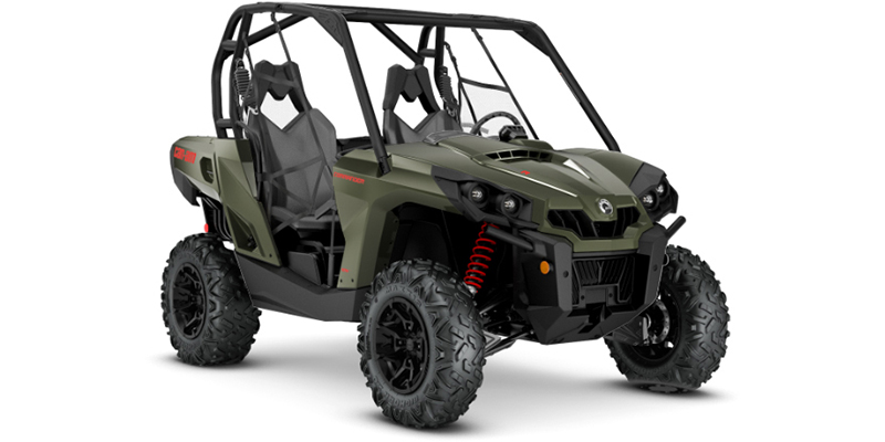 2019 Can-Am Commander 800R DPS $269/month at Power World Sports, Granby, CO 80446