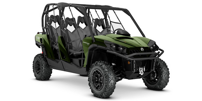 2019 Can-Am Commander MAX 1000R XT $359/month at Power World Sports, Granby, CO 80446