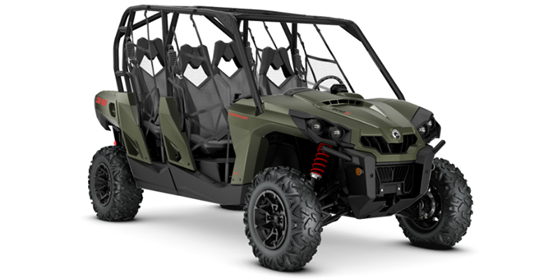 2019 Can-Am Commander MAX 800R DPS at Power World Sports, Granby, CO 80446