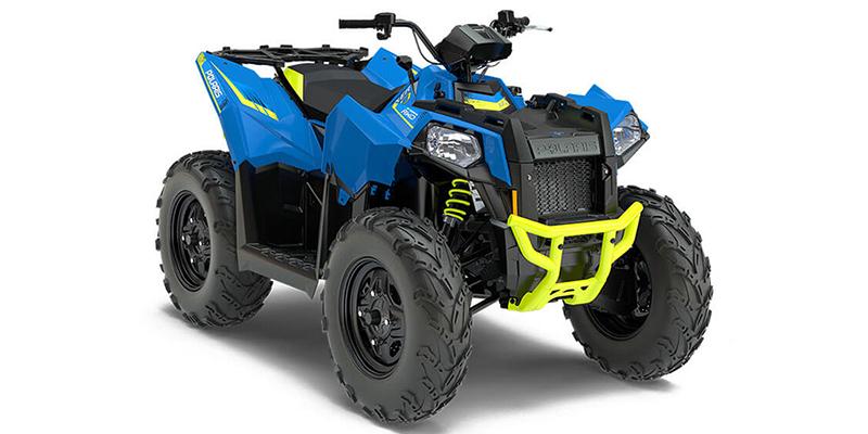 Scrambler® 850 at Cascade Motorsports