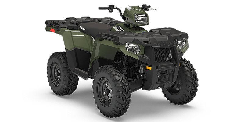 2019 Polaris Sportsman 450 HO Base at Rod's Ride On Powersports, La Crosse, WI 54601