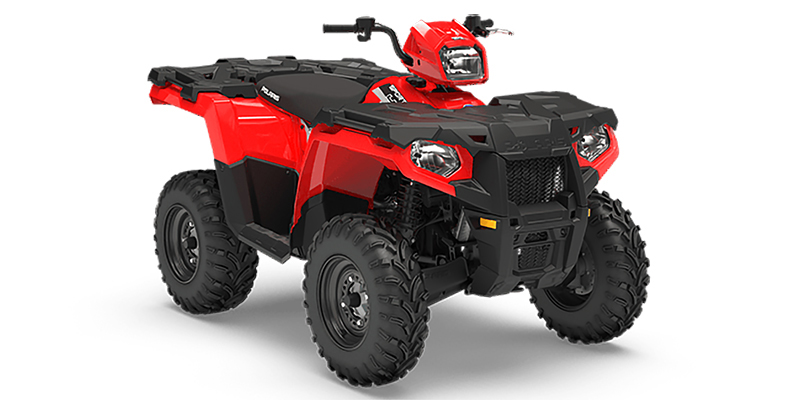 2019 Polaris Sportsman 450 HO Base at Sloan's Motorcycle, Murfreesboro, TN, 37129