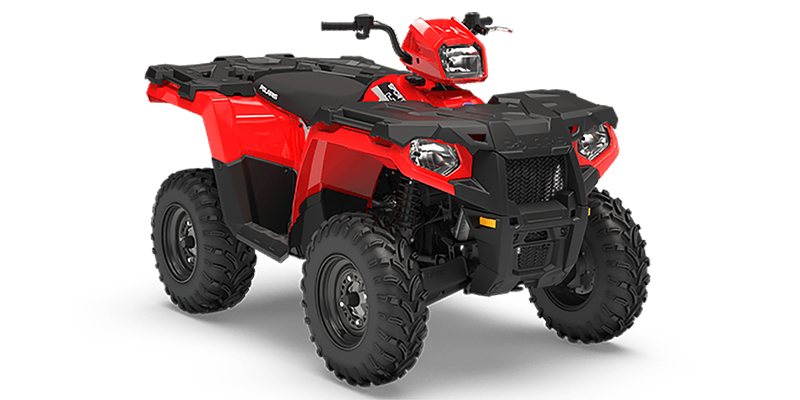 2019 Polaris Sportsman 450 H.O. EPS at Pete's Cycle Co., Severna Park, MD 21146