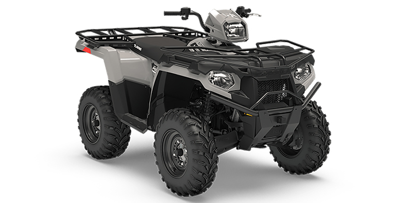 2019 Polaris Sportsman 450 HO Utility Edition at Sloan's Motorcycle, Murfreesboro, TN, 37129