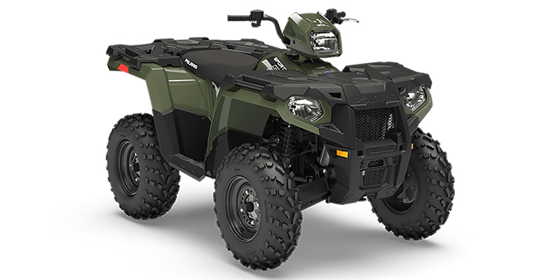 Sportsman® 570 EPS at Midwest Polaris, Batavia, OH 45103