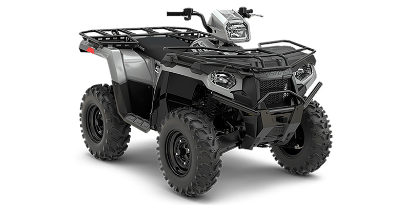 2019 Polaris Sportsman 570 EPS Utility Edition at Midwest Polaris, Batavia, OH 45103