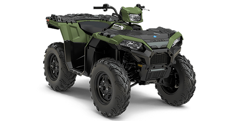 2019 Polaris Sportsman 850 Base at Reno Cycles and Gear, Reno, NV 89502