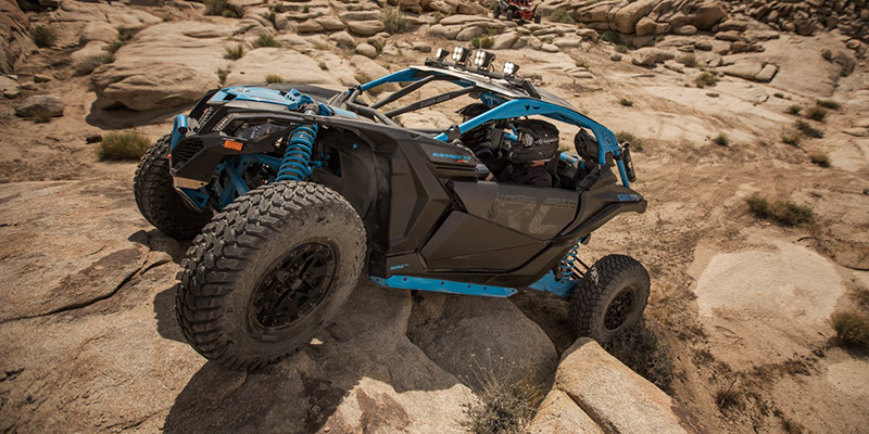 2019 Can-Am Maverick X3 X rcTURBO R at Power World Sports, Granby, CO 80446