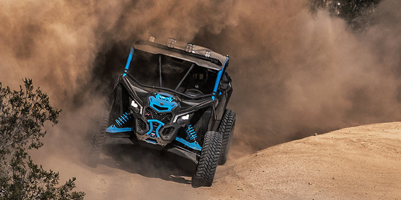 2019 Can-Am Maverick X3 X rcTURBO R $467/month at Power World Sports, Granby, CO 80446