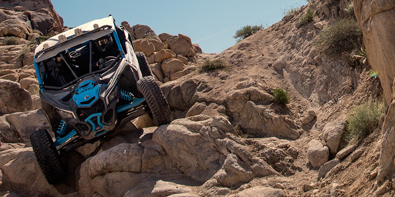 2019 Can-Am™ Maverick X3 X rcTURBO R at Power World Sports, Granby, CO 80446