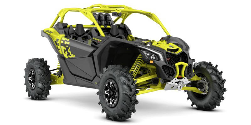 Maverick™ X3 X™ mr TURBO R at Jacksonville Powersports, Jacksonville, FL 32225