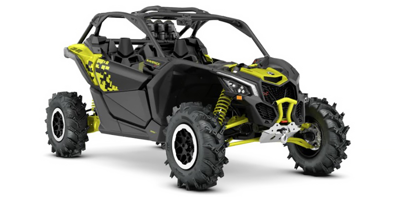 2019 Can-Am Maverick X3 XMR TURBO R X mr TURBO at Campers RV Center, Shreveport, LA 71129