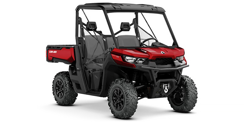 2019 Can-Am Defender XT HD8 at Riderz