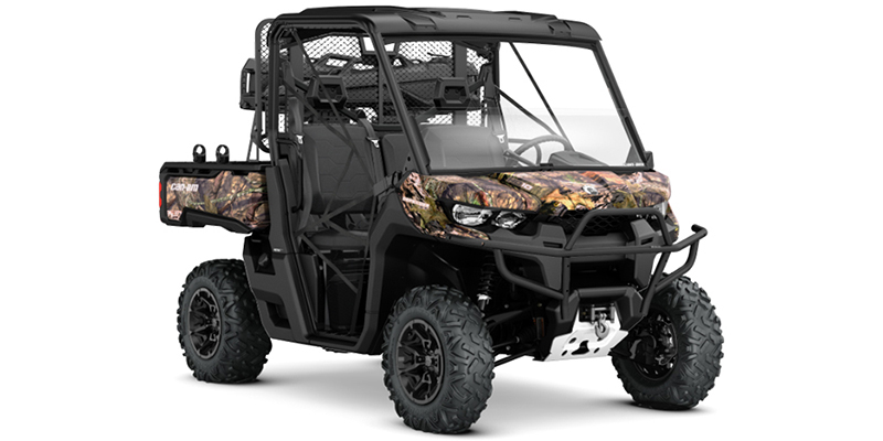 Defender Mossy Oak™ Hunting Edition HD10 at Jacksonville Powersports, Jacksonville, FL 32225