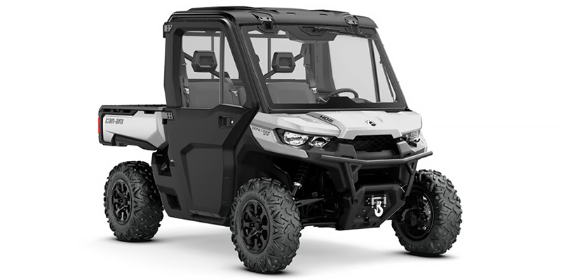 2019 Can-Am Defender XT CAB HD8 at Riderz
