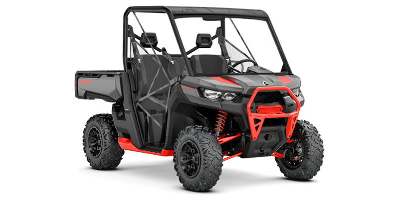 2019 Can-Am Defender XT-P HD10 $352/month at Power World Sports, Granby, CO 80446