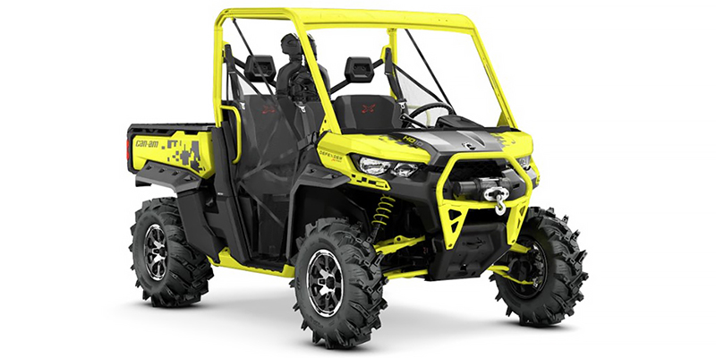 2019 Can-Am Defender X mr HD10 at Riderz