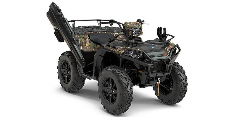 Sportsman XP® 1000 Hunter Edition at Reno Cycles and Gear, Reno, NV 89502