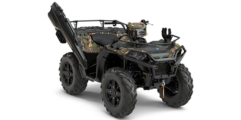 Sportsman XP® 1000 Hunter Edition at Pete's Cycle Co., Severna Park, MD 21146