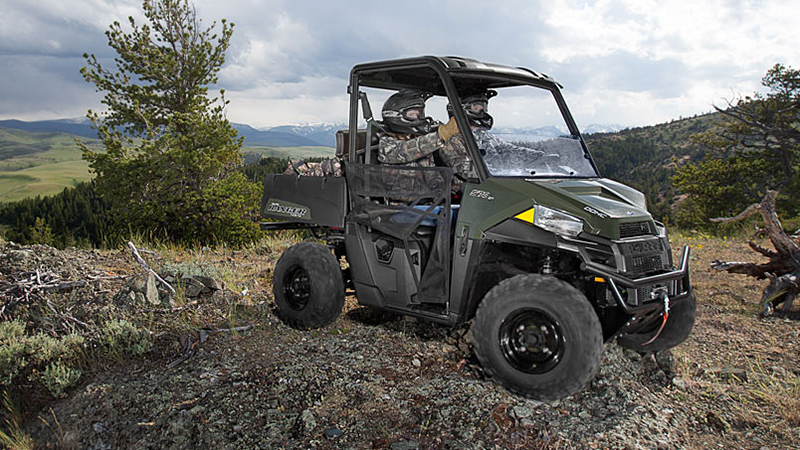 2019 Polaris Ranger 570 Base at Midwest Polaris, Batavia, OH 45103