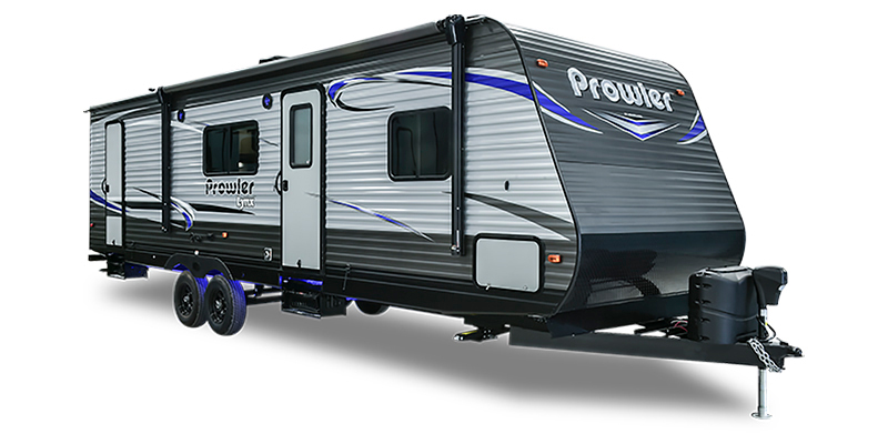 Prowler Lynx 32 LX at Youngblood Powersports RV Sales and Service