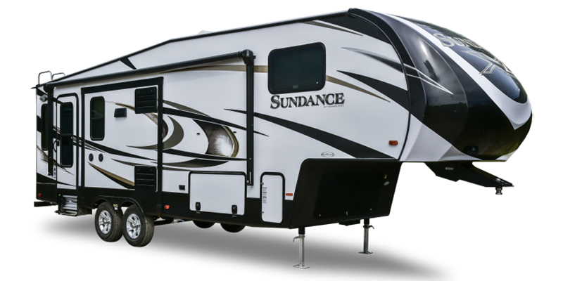Sundance S7 3700RLB at Youngblood Powersports RV Sales and Service