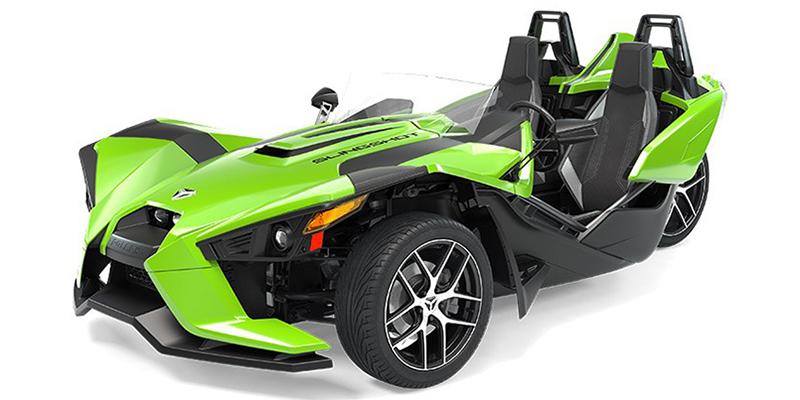 2019 Polaris Slingshot® SL at Mungenast Motorsports, St. Louis, MO 63123