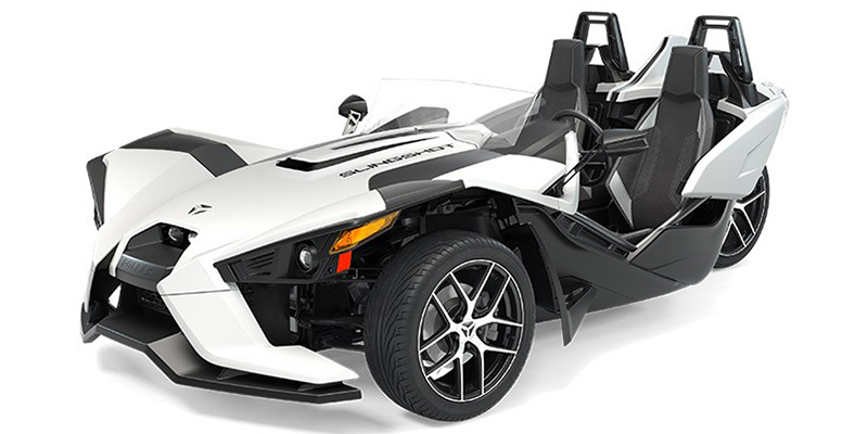 2019 Polaris Slingshot SL at Brenny's Motorcycle Clinic, Bettendorf, IA 52722