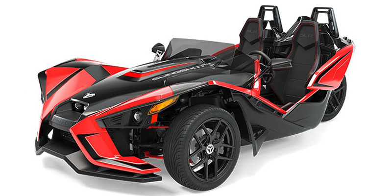 Slingshot® SLR at Brenny's Motorcycle Clinic, Bettendorf, IA 52722