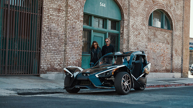 2019 Polaris Slingshot® Grand Touring at Mungenast Motorsports, St. Louis, MO 63123