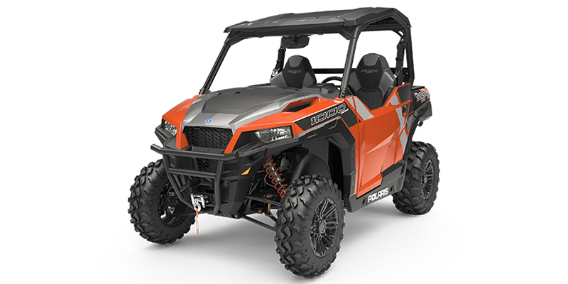 2019 Polaris GENERAL 1000 EPS Deluxe at Reno Cycles and Gear, Reno, NV 89502
