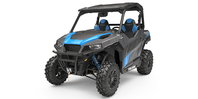 2019 Polaris GENERAL 1000 EPS Deluxe at Rod's Ride On Powersports, La Crosse, WI 54601