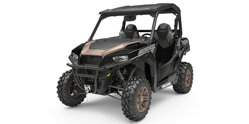 2019 Polaris GENERAL 1000 EPS Ride Command Edition at Sloans Motorcycle ATV, Murfreesboro, TN, 37129