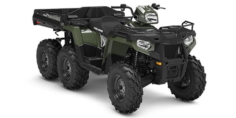 Sportsman® 6x6 570 at Midwest Polaris, Batavia, OH 45103