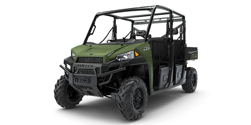 2019 Polaris Ranger Crew XP 900 Base at Sloan's Motorcycle, Murfreesboro, TN, 37129