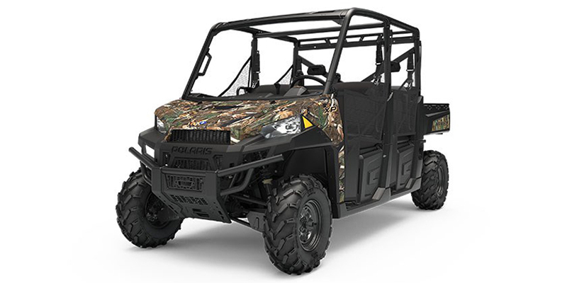 2019 Polaris Ranger Crew XP 900 EPS at Reno Cycles and Gear, Reno, NV 89502