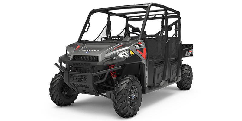 2019 Polaris Ranger Crew® XP 900 EPS at Kent Powersports, North Selma, TX 78154