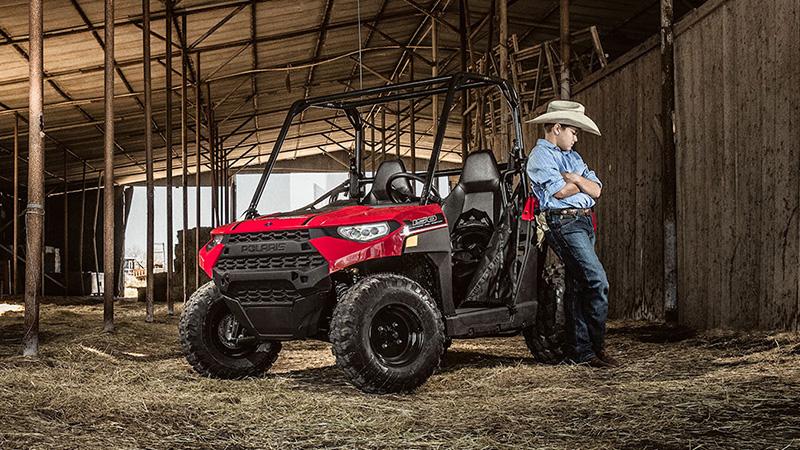 2019 Polaris Ranger 150 EFI at Kent Powersports, North Selma, TX 78154