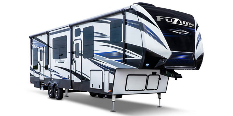 Fuzion 424 at Campers RV Center, Shreveport, LA 71129